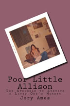 POOR LITTLE ALLISON BY JORY AMES